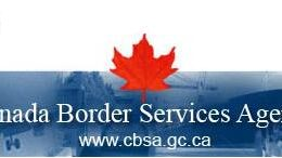 CBSA Canada Border Services Agency