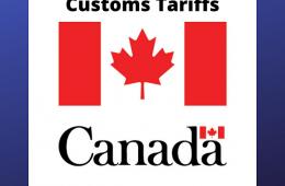 Customs Tariffs 600x600